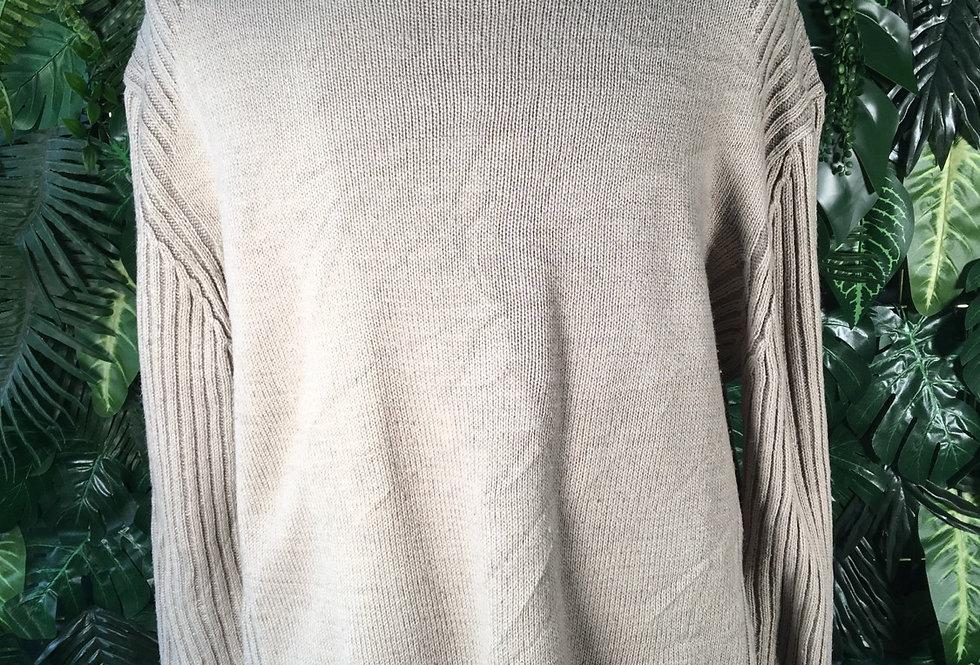 Burnside knit