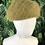 Thumbnail: Moss green wool hat
