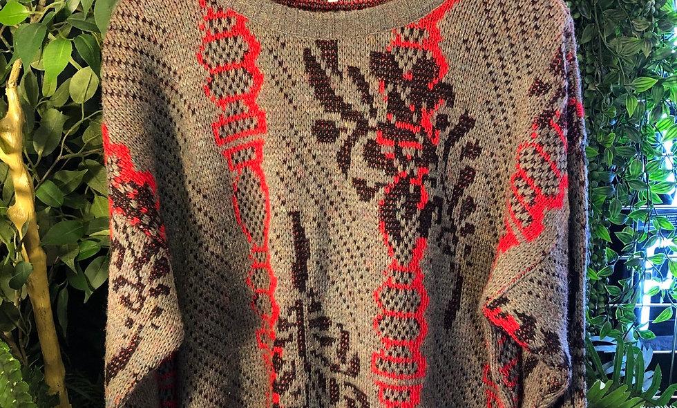 80s knit