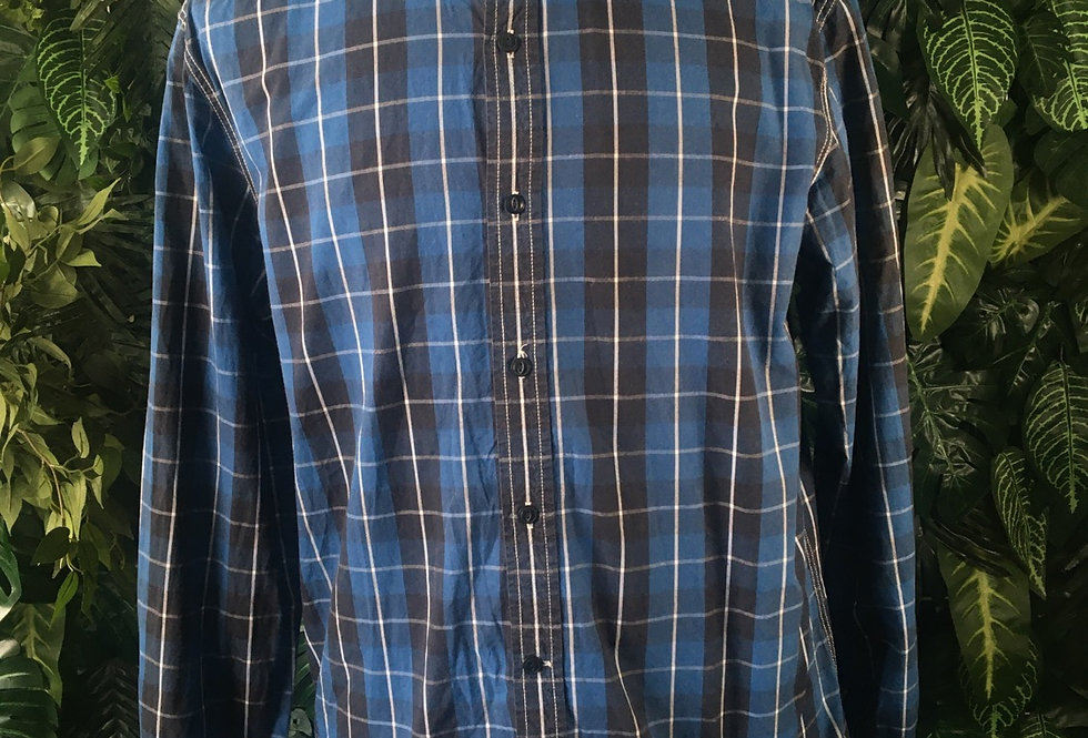 Levi's check shirt (L)