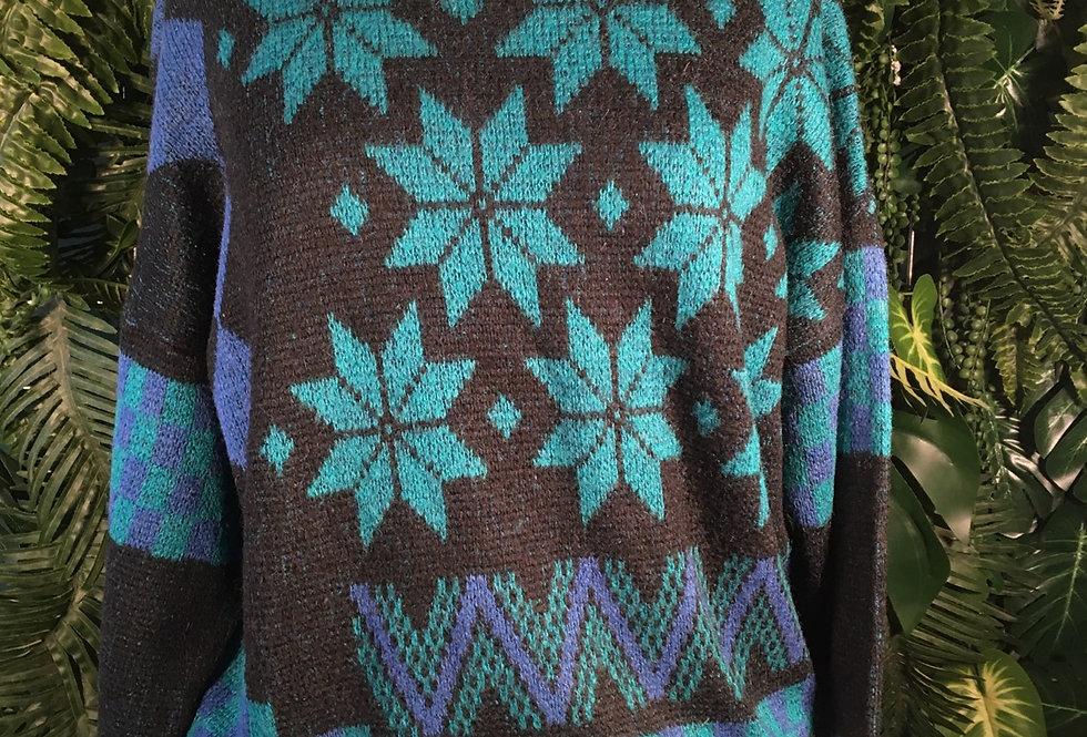 Snowflake Knit