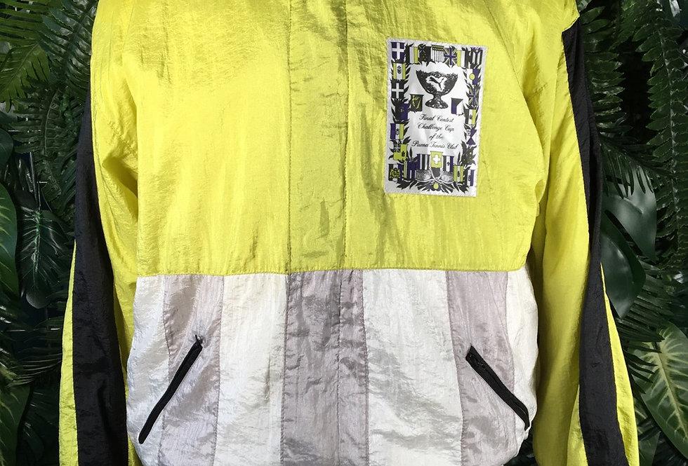 Puma Acid Yellow Shell Bomber (S)