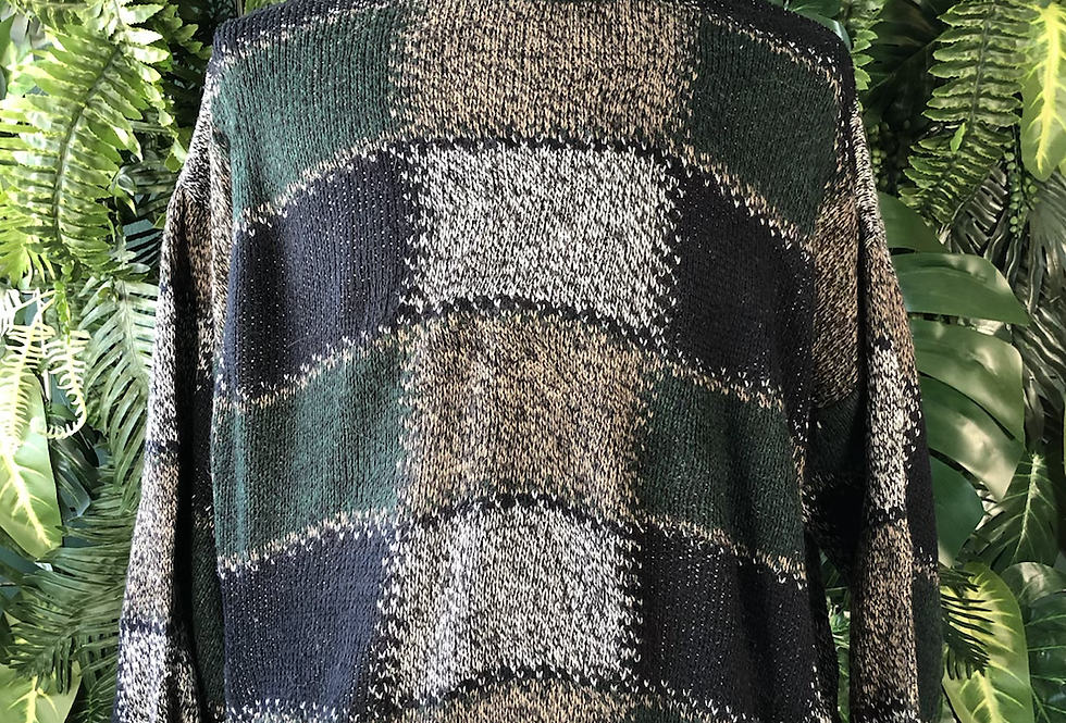 Michael Gerald knit