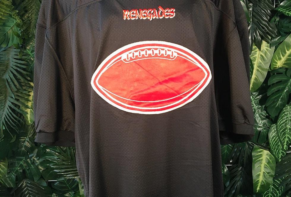 Renegades football jersey