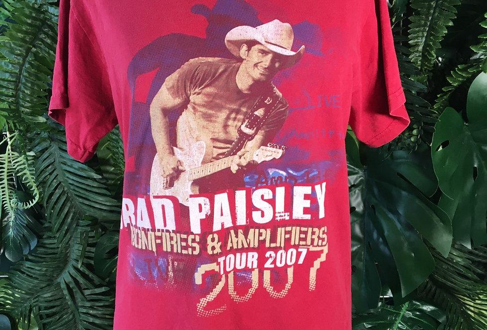 Brad Paisley tee