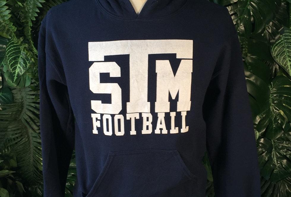 STM football hoodie (S)