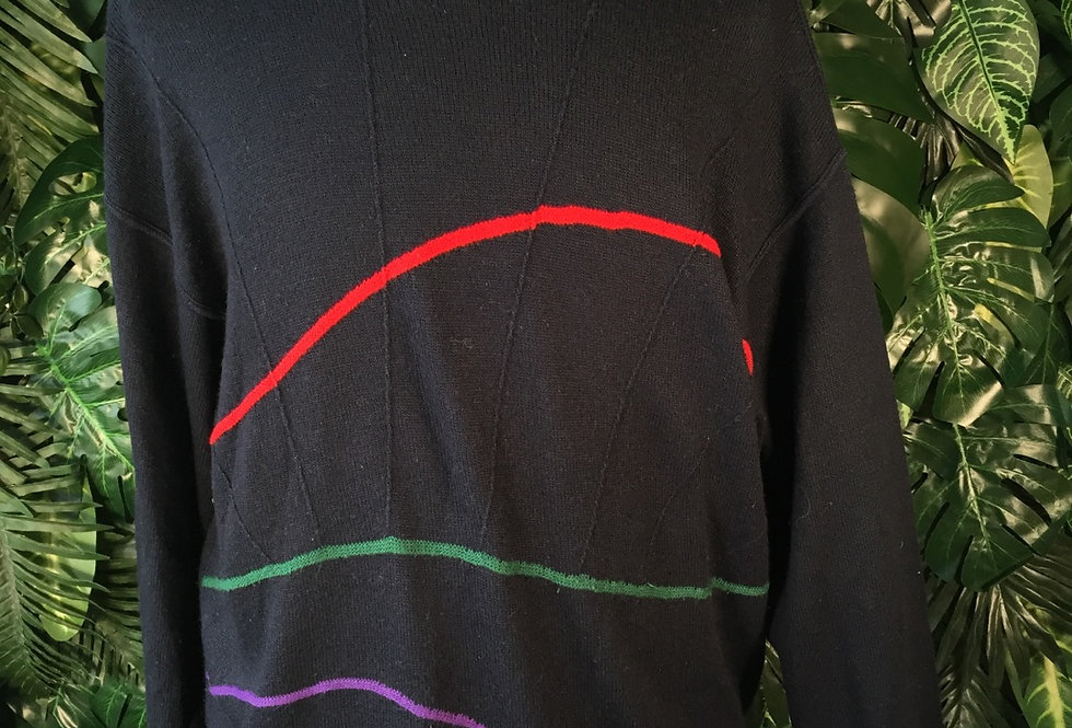 Original Carlo Colucci knit (L)