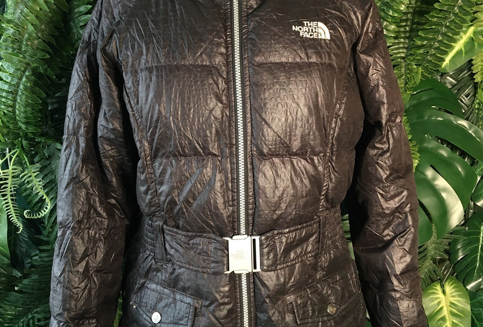The North Face puffer