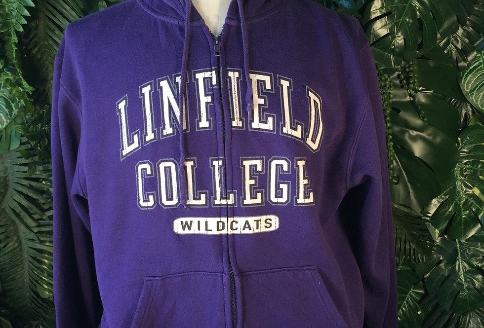 Wildcats zip up hoodie (M)