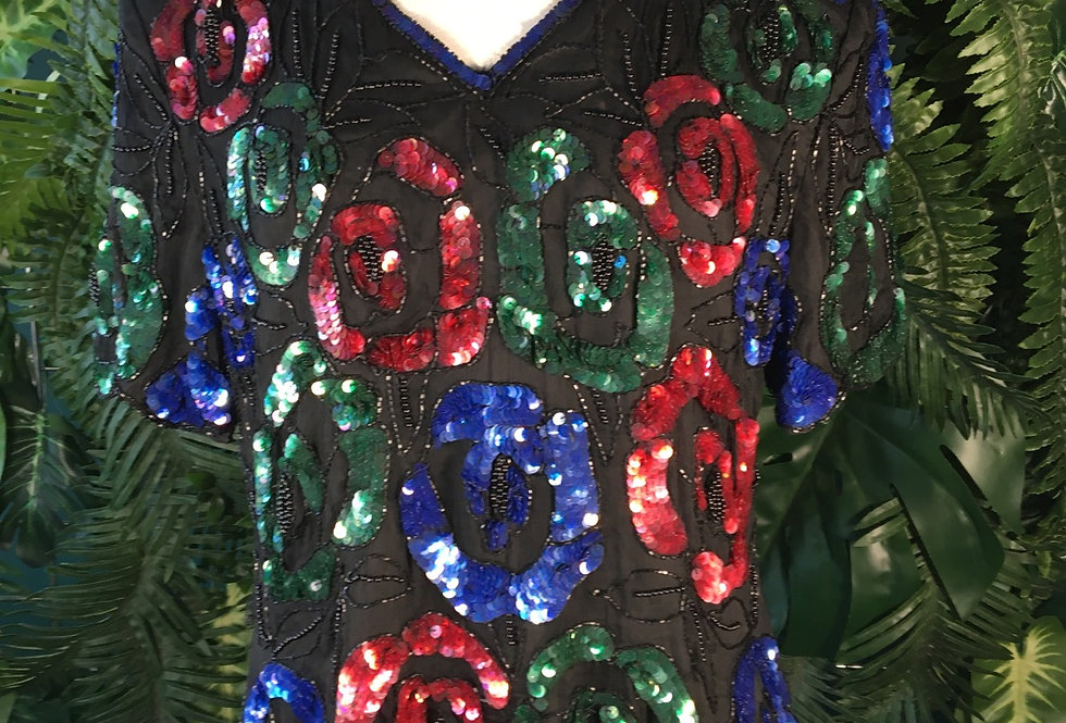 Stenay Sequin Blouse