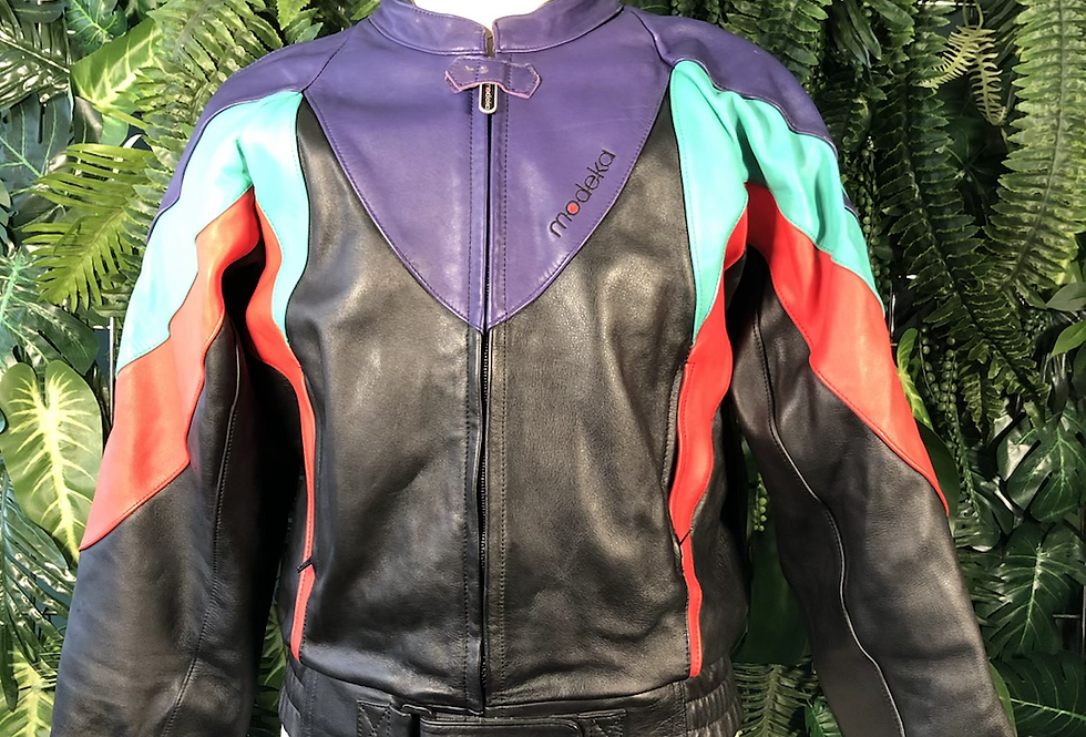 Modeka kollettion racing jacket
