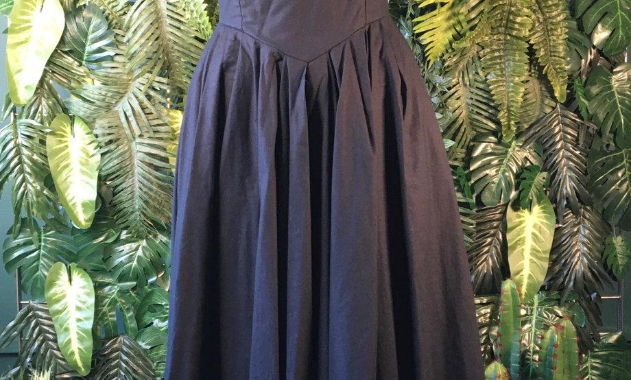 Laura Ashley Sweetheart Neckline Dress