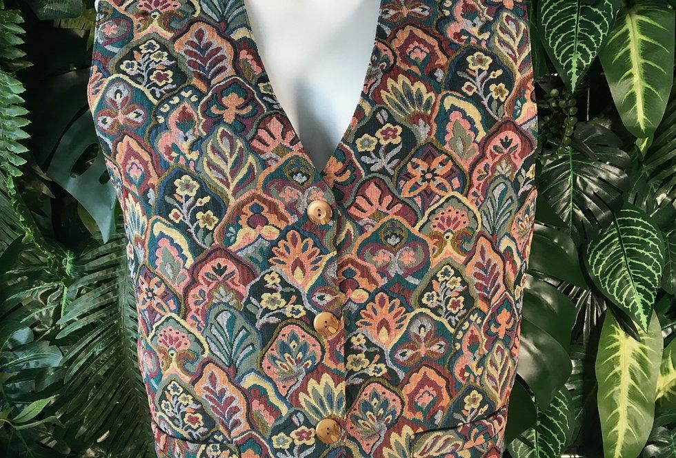 Miss Joy brocade waistcoat