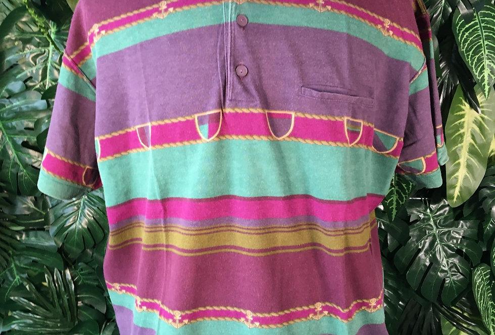 Baroni 90s polo shirt