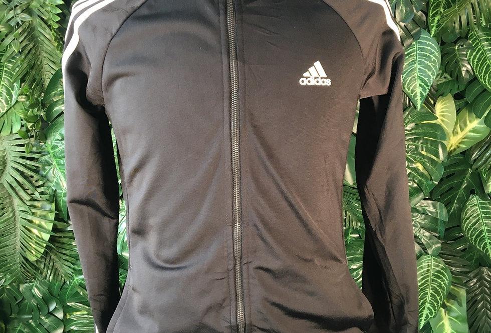 Adidas track top (S/M)