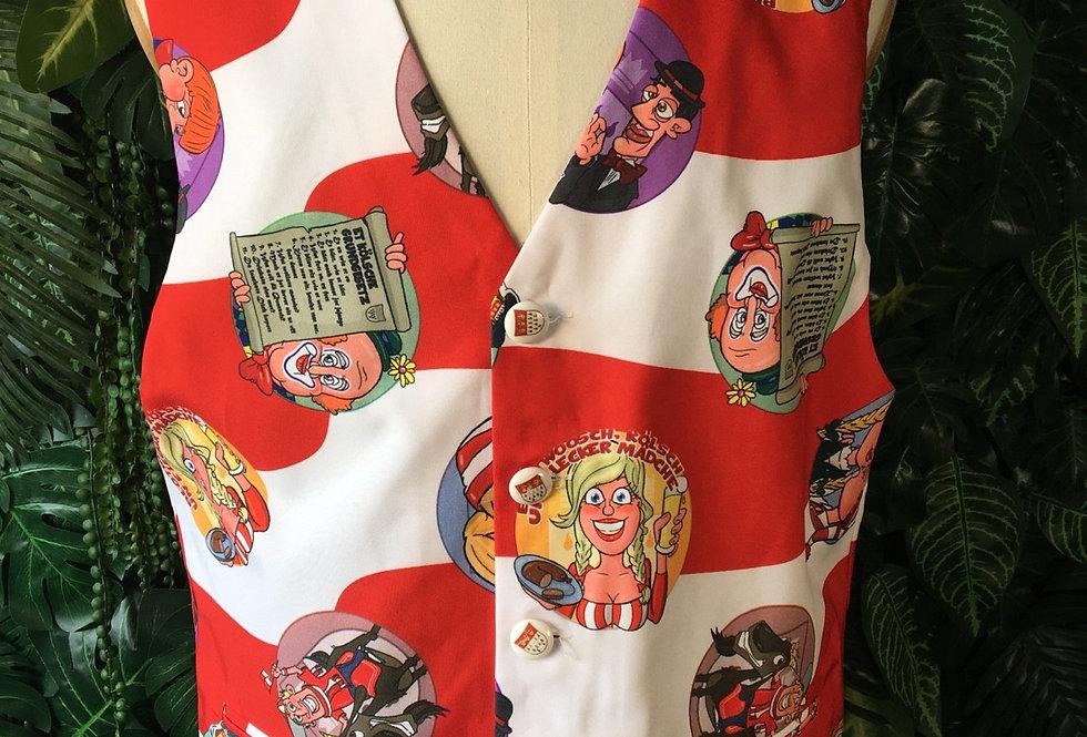 Deiters clown waistcoat
