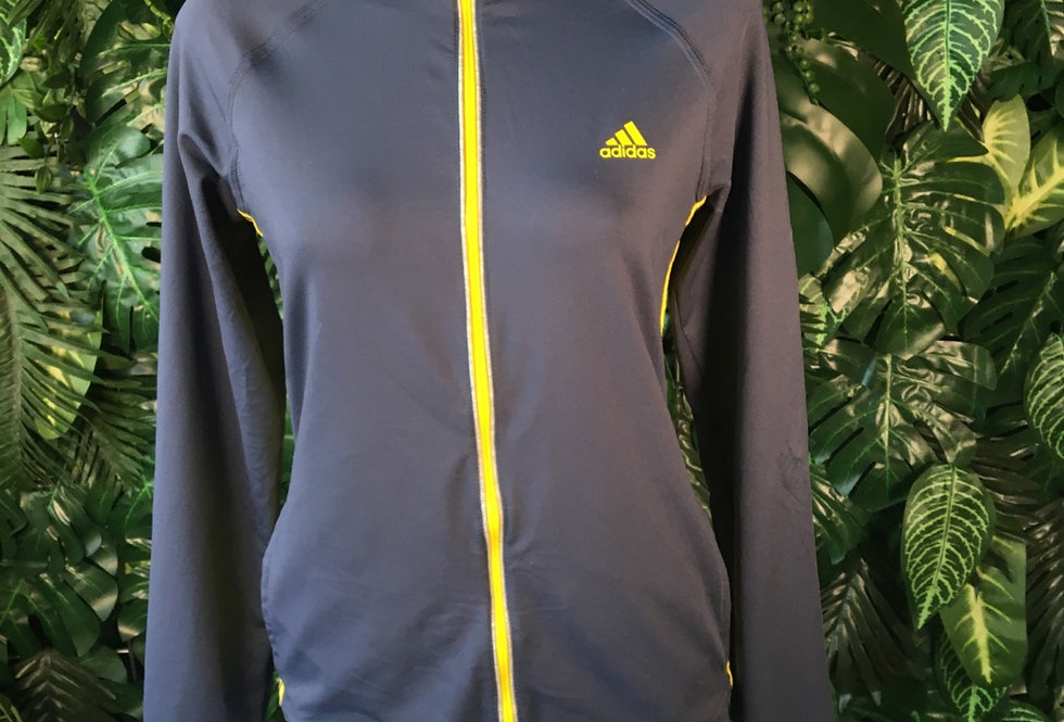 Adidas climalite track top (s)