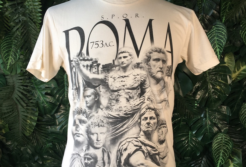 Roma tee (S)