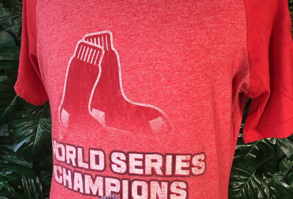 World Series raglan tee