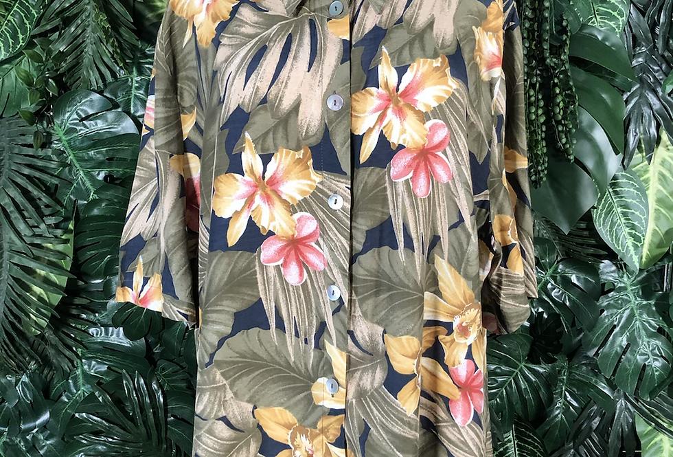 Tropical blouse