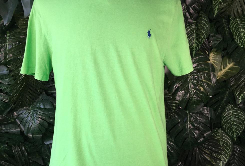 Polo Ralph Lauren tee lime green (XL)