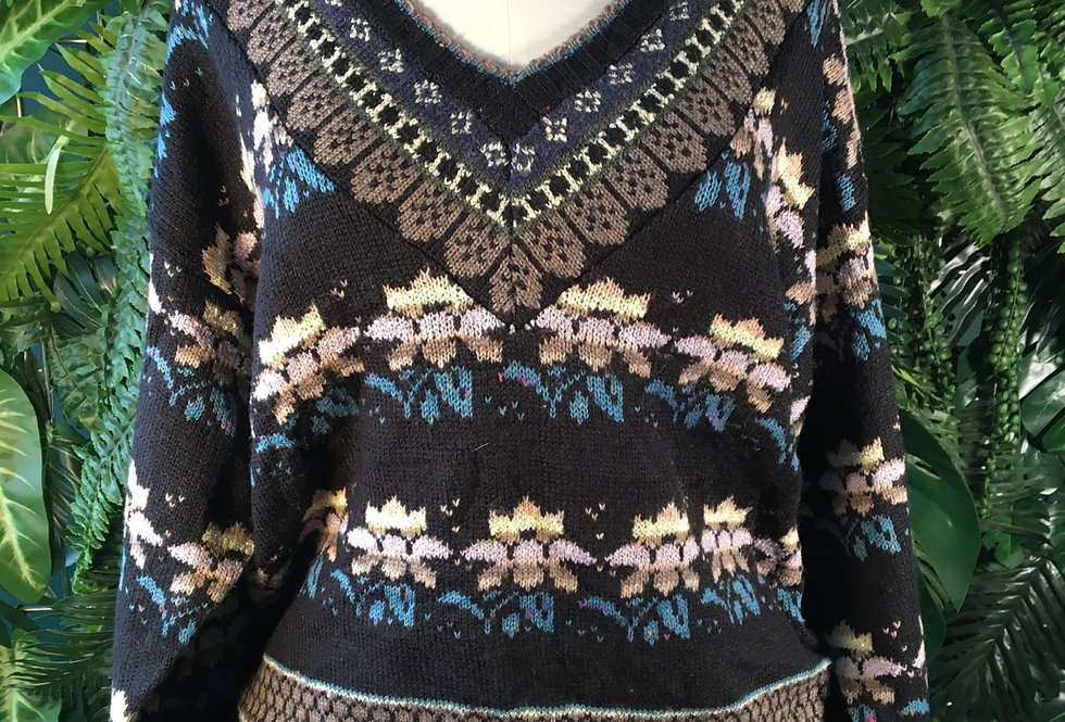 Western Connection 90s Knit (M)