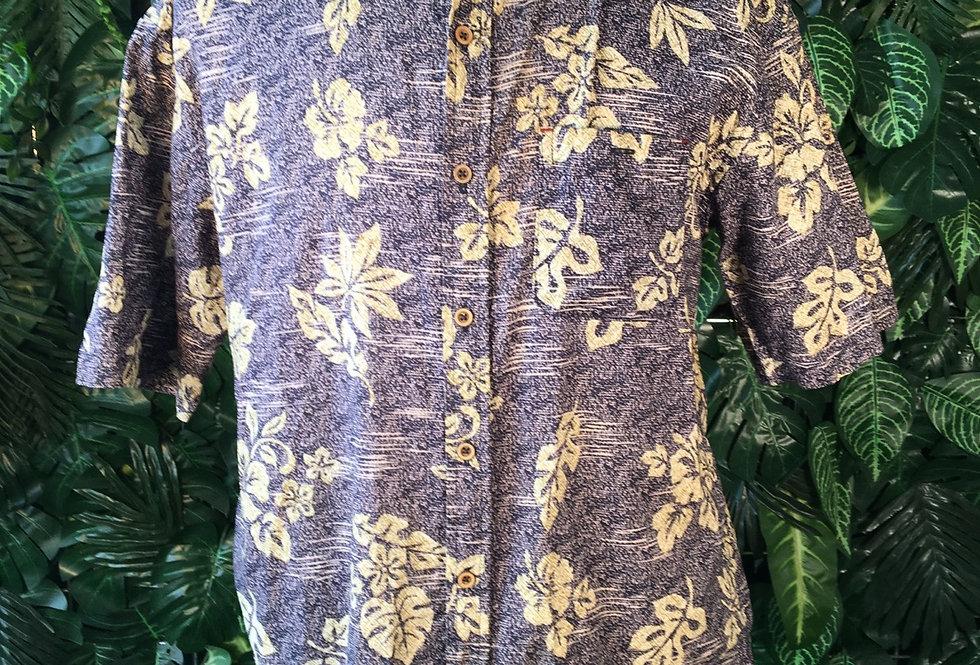 First Down Hawaiian shirt (L)