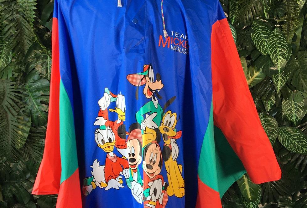 Disney class of '98 rain poncho