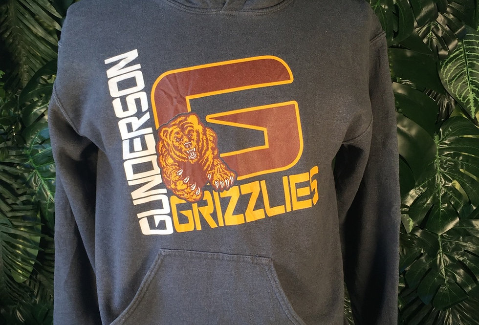 Grizzlies hoodie (S)
