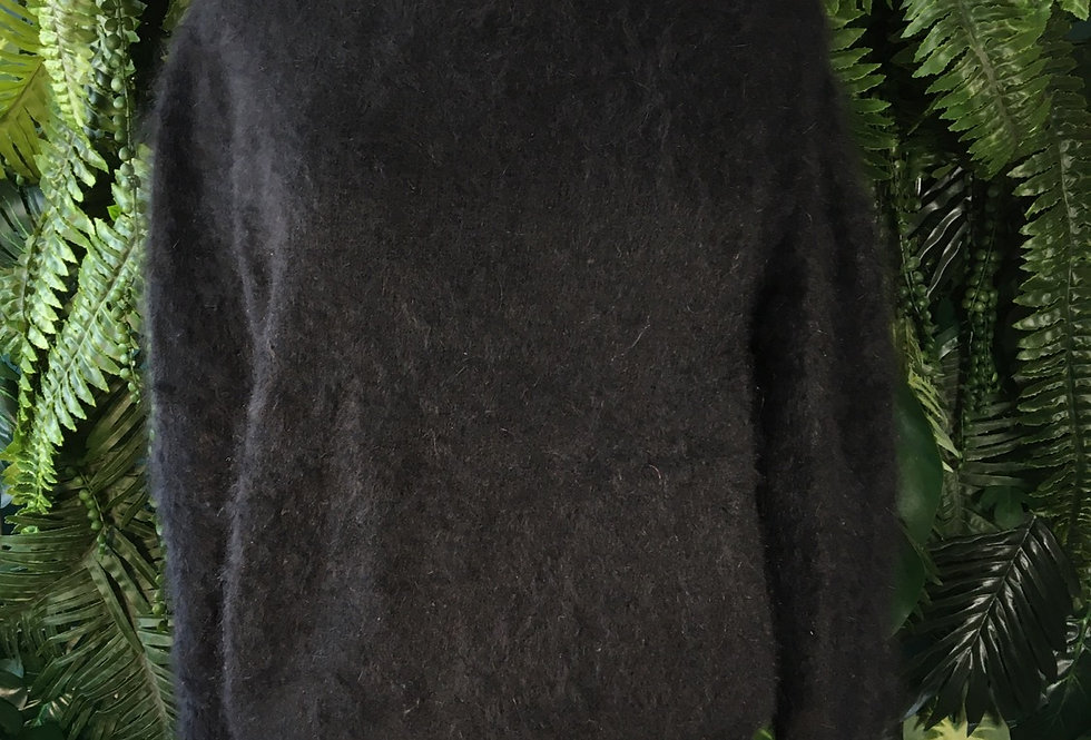 80s Mohair Sweater (M)