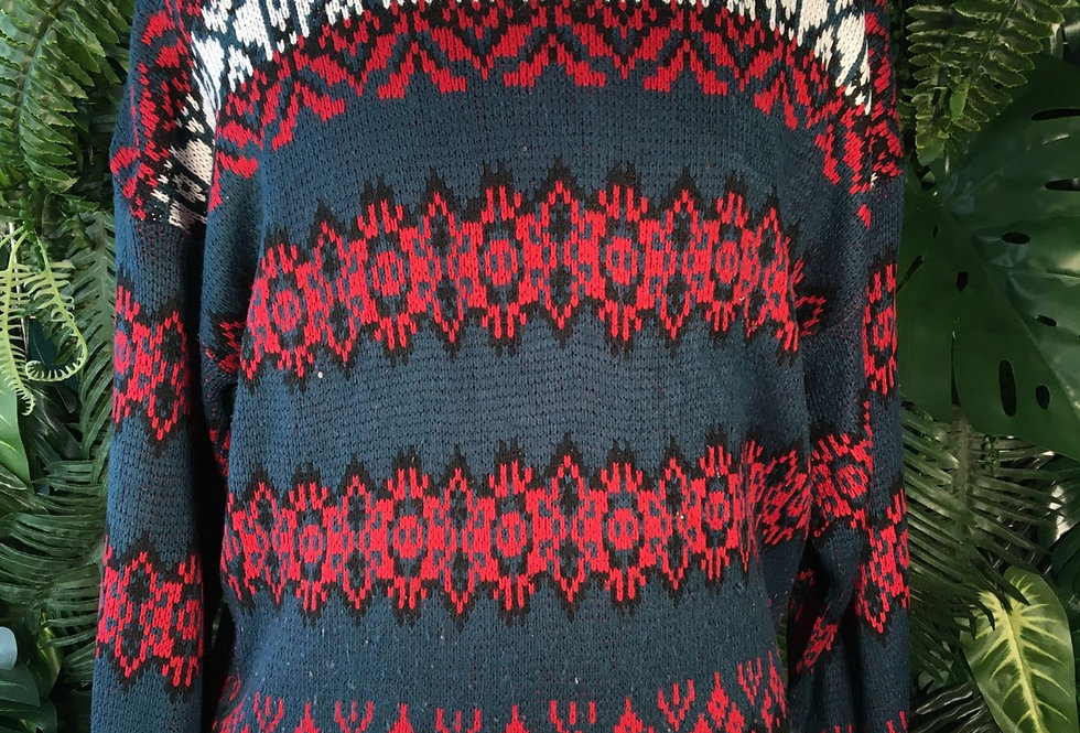 Great Canadian 90s knit