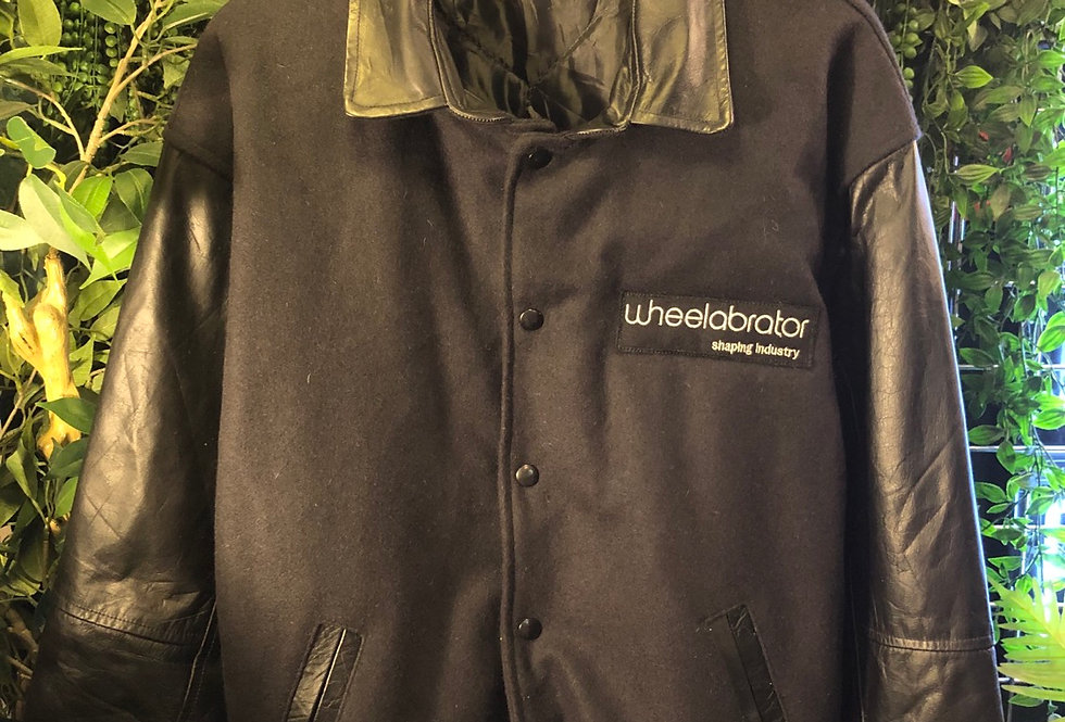 Wheelabrator industry jacket