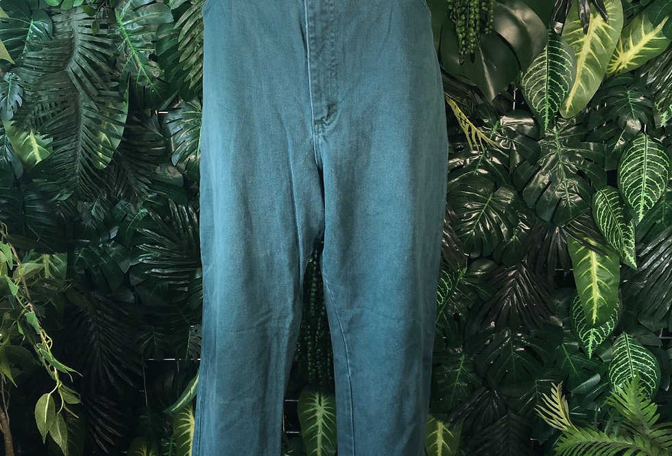 Lee 90s sea green Jeans (size 24)