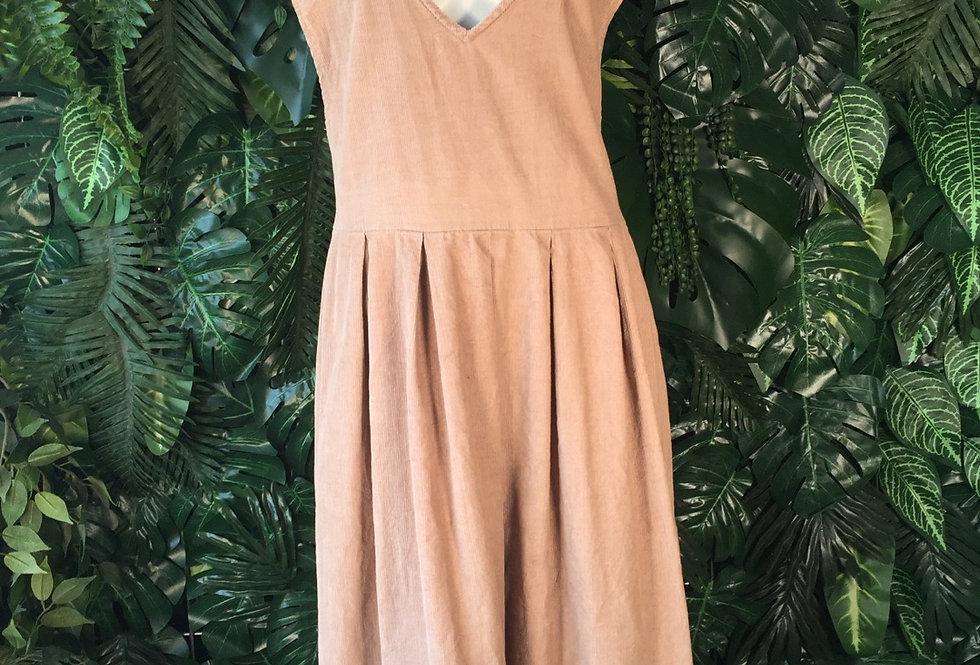 Pam's closet corduroy dress (size 18)