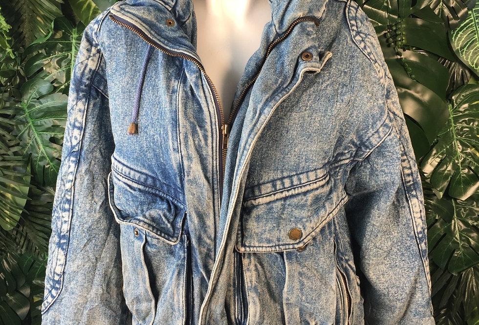 Urban Equipment acid wash jacket (L)