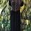 Thumbnail: Ri & co black velvet dress