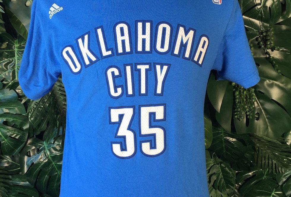 Adidas Oklahoma tee (S)
