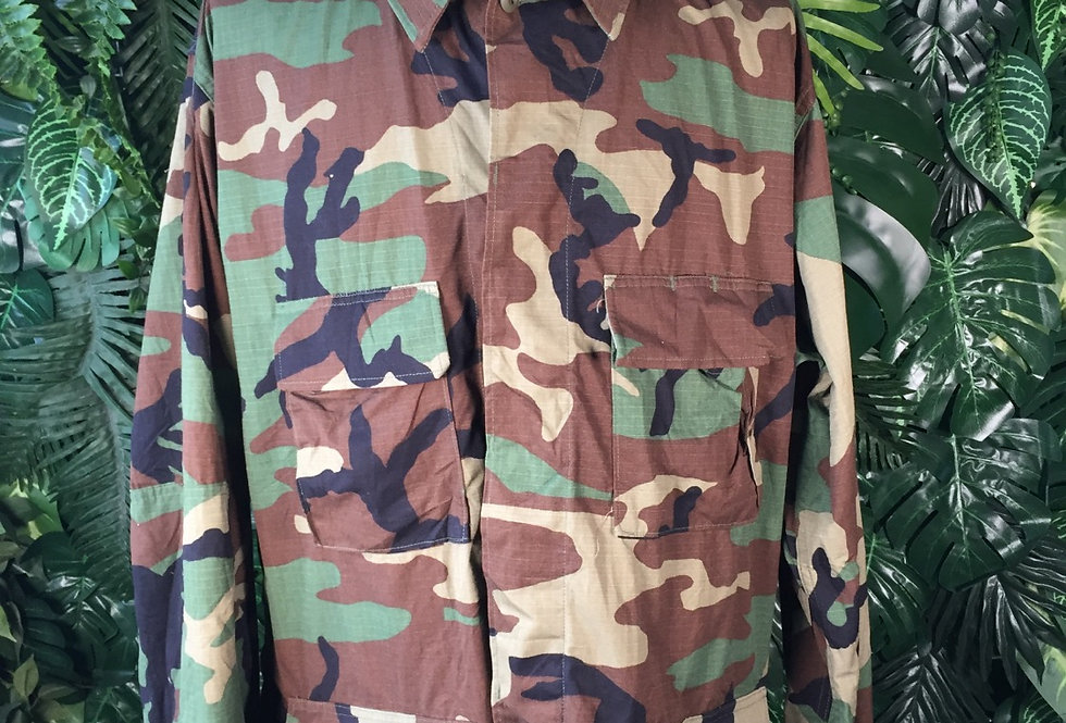 Camouflage over shirt (XL)