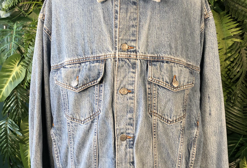 MACKLEE denim jacket