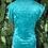 Thumbnail: Green velvet bodysuit