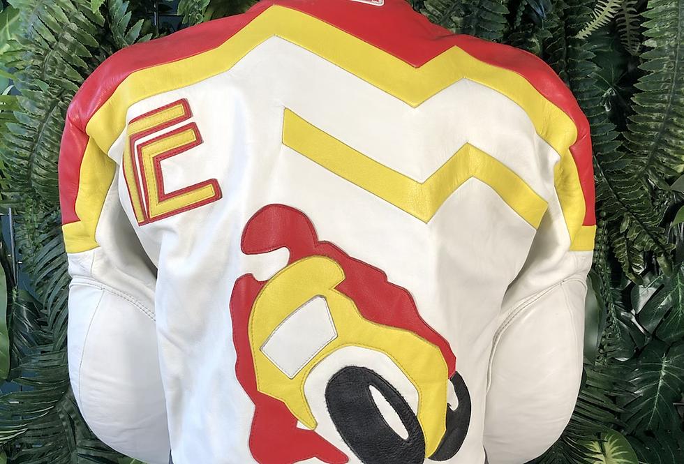 Schwabenleder racing jacket