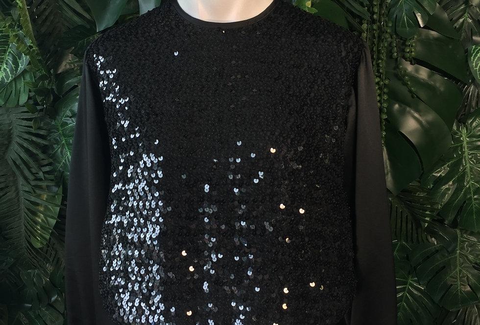 Ara Modell sequin pullover (size 12)