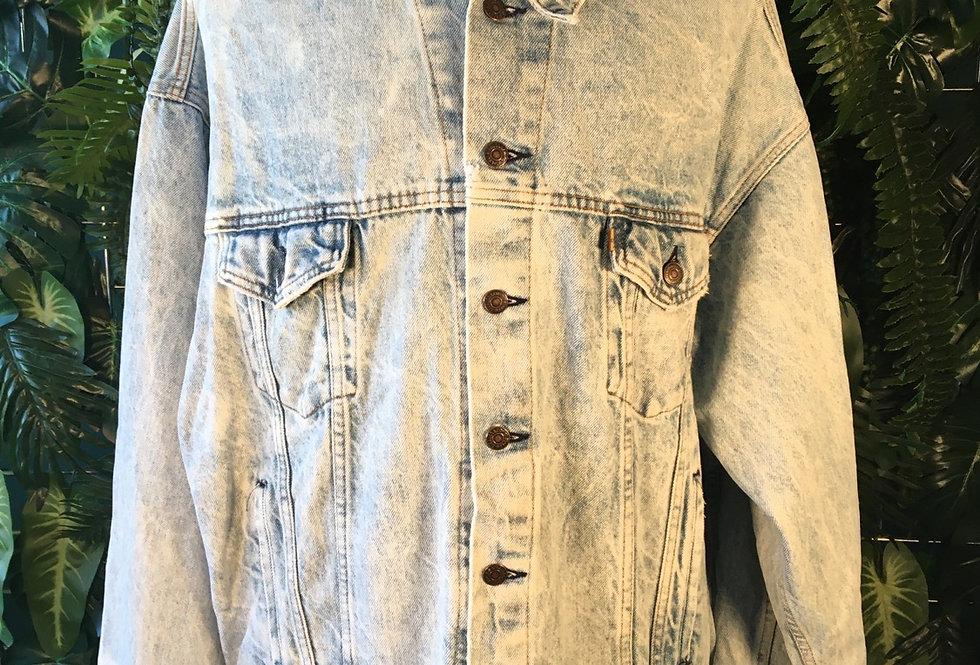Levi's Original Stonewash jacket (Xl)