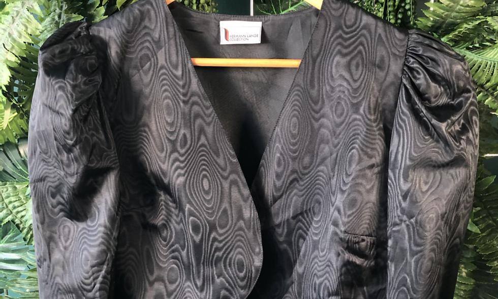 1980s puff sleeved balaro