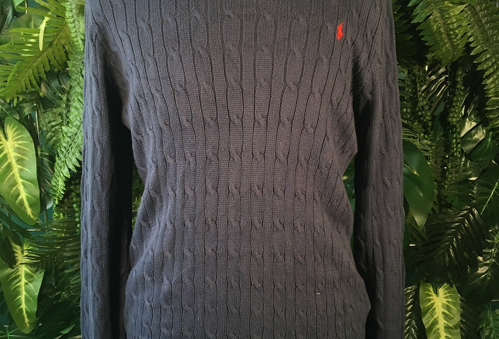 Polo Ralph Lauren Cable Knit (XL)