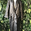 Thumbnail: Donna pelle leather 90s trench