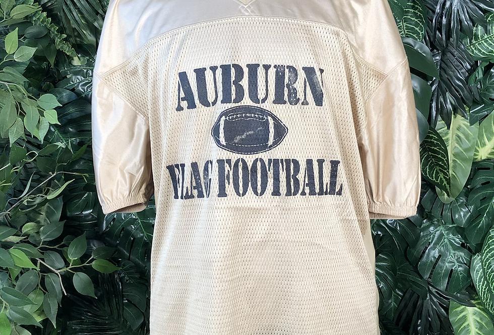 Auburn gold jersey