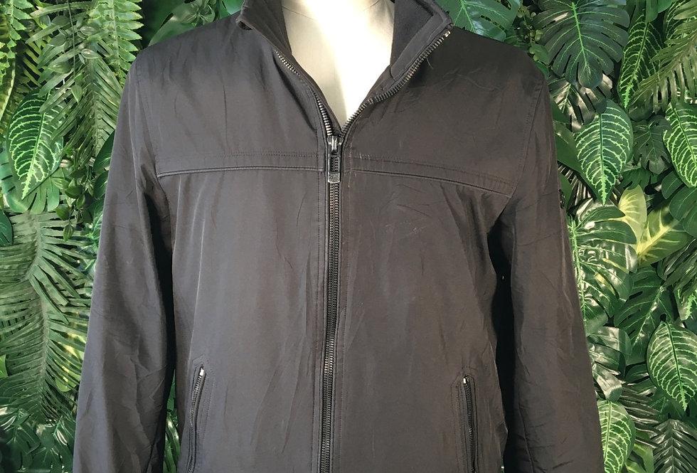 Calvin Klein Jeans classic black jacket (S)