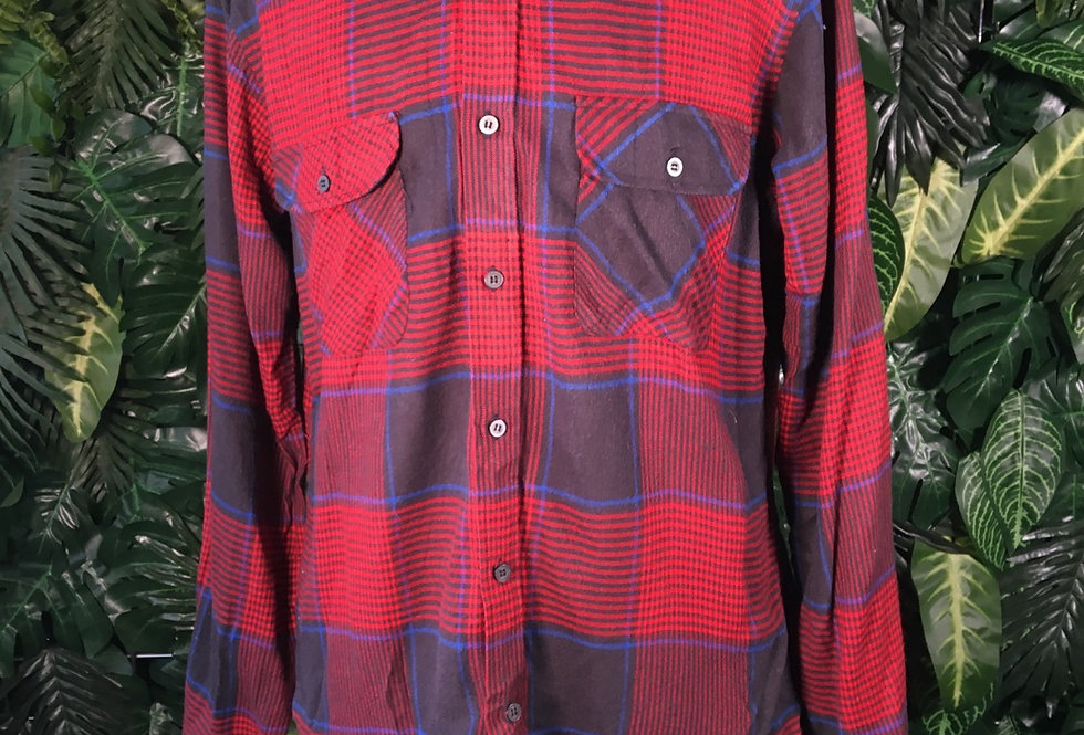 Timber Run flannel