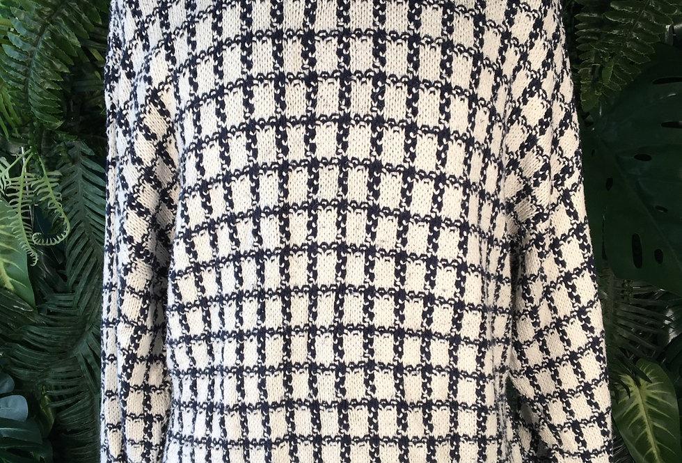 Scottish Isle pure cotton knit